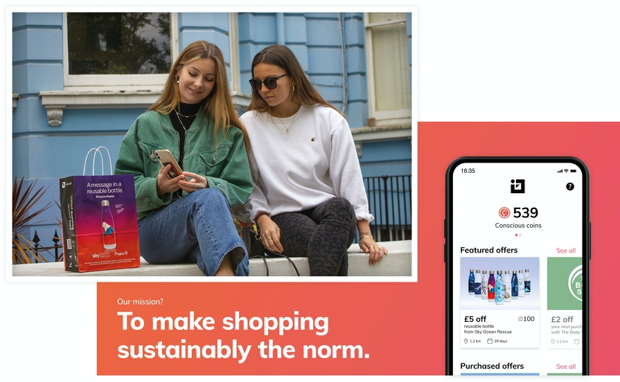 Sustainable reward scheme Bagboard targets sustainable shoppers and brands